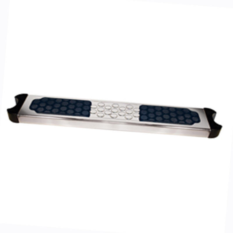 """17 3//4/"""" W Stainless Steel Step Rung For 1.9/"""" Inground Swimming Pool Ladder"""