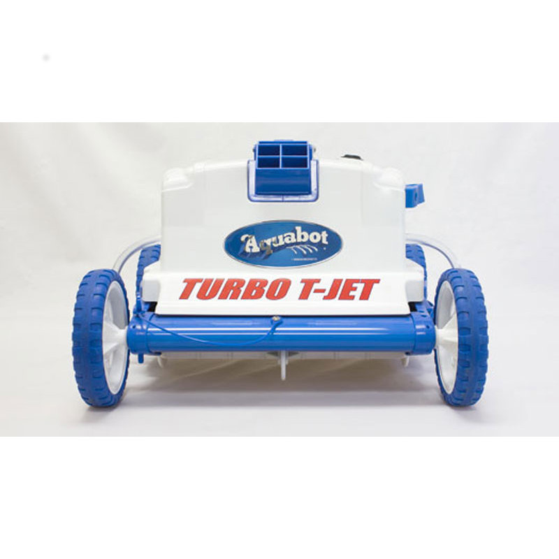 Details about Aqua Products Aquabot Inground Automatic Robotic Swimming  Pool Cleaner Turbotjet