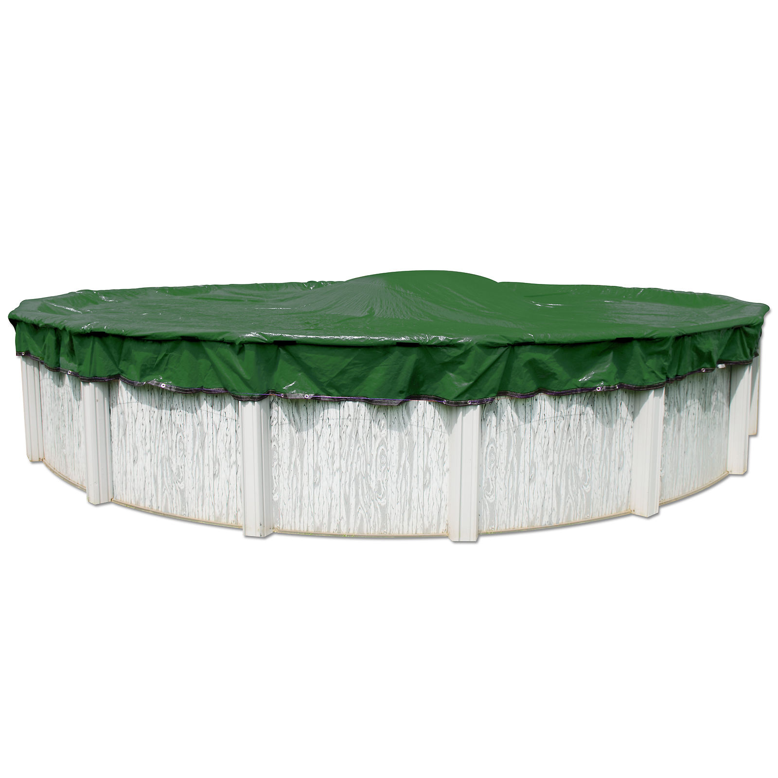 24 Ft Round Above Ground Swimming Pool Winter Cover 12