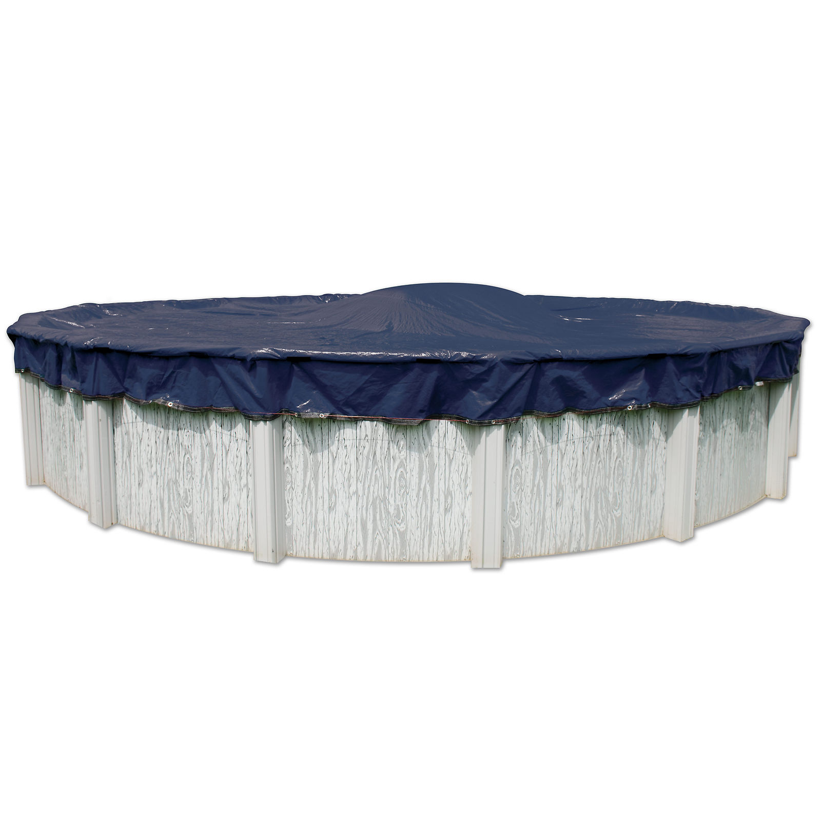 Details about 21\' ft Round Above Ground Swimming Pool Winter Cover - 10  Year Warranty