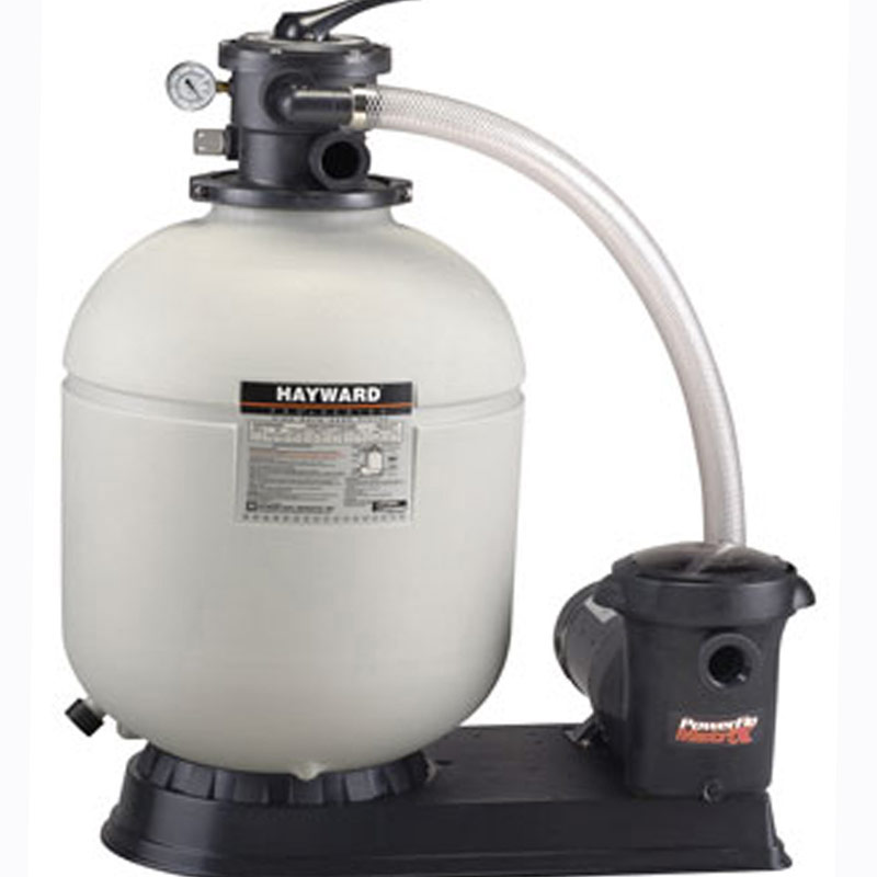 Details about Hayward Pro-Series S210T93S Aboveground Swimming Pool Filter  System 1.5 HP Pump