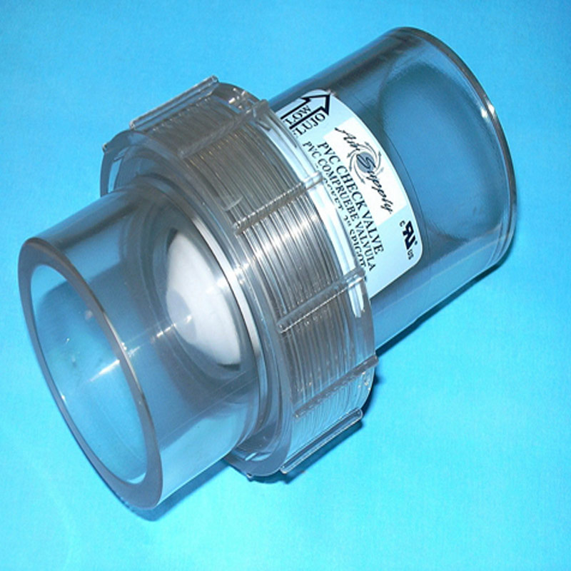 Home & Garden Air Supply 1 1/2 ID & 2 OD PVC Check Valve For Spa 112500 Yard, Garden & Outdoor Living