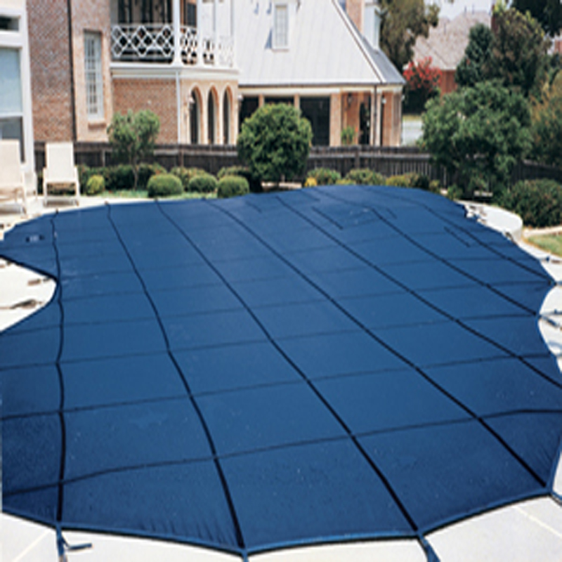 Details about 20\'X40\' RECTANGLE Commercial Mesh Inground Swimming Pool  Safety Cover