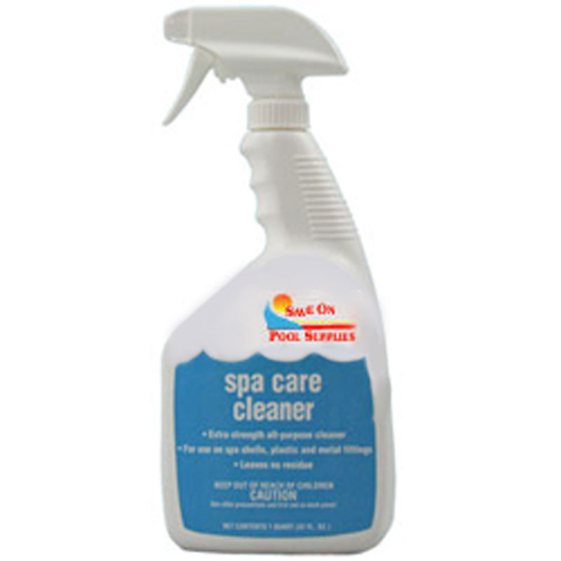 Save On Pool Supplies Spa & Hot Tub All Purpose Cleaner 1 Qu