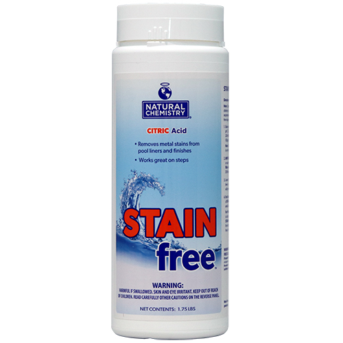 Natural Chemistry Stain Free Remover For Swimming Pool