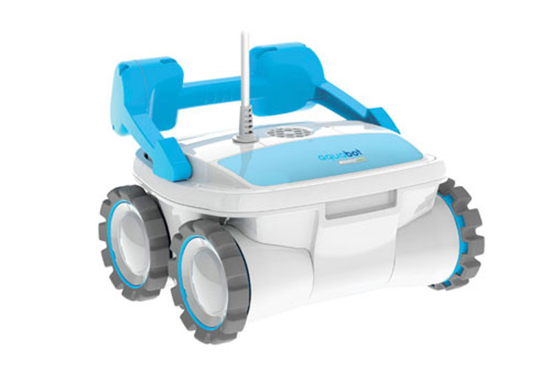 Details about Aqua Products Breeze 4WD Robotic AG / IG Swimming Pool  Cleaner ABREEZ4WD
