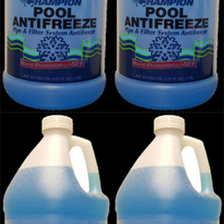 Details about Swimming Pool Winter Closing Anti-Freeze - 4 Gallons